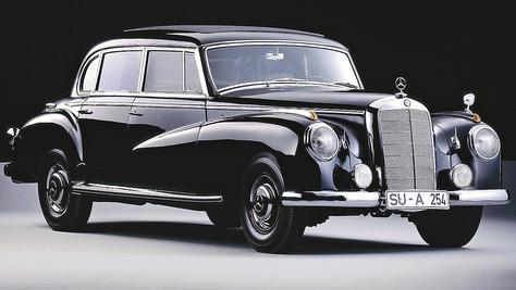 Mercedes 300 / Adenauer