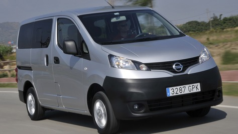 nissan nv200. Black Bedroom Furniture Sets. Home Design Ideas