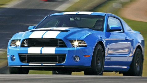 Ford Shelby GT 500 Ford Shelby GT 500