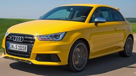 Audi S1 Audi S1