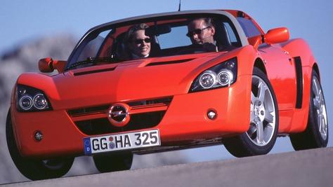 Opel Speedster Opel Speedster