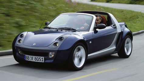 smart roadster. Black Bedroom Furniture Sets. Home Design Ideas