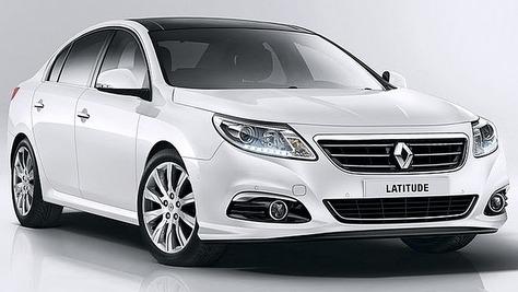 Renault Latitude Renault Latitude