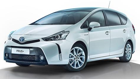 Toyota Prius+ Toyota Prius+