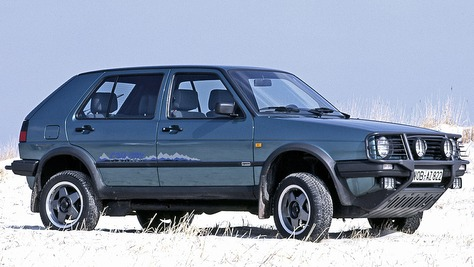 VW Golf Country VW Golf Country