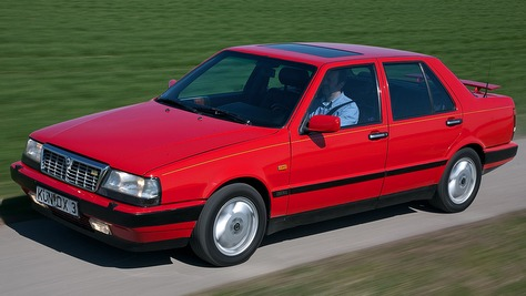 Lancia Thema Y9