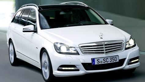 Neupreis Mercedes C  T
