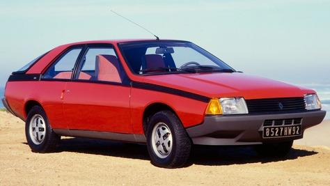 Renault Fuego Renault Fuego