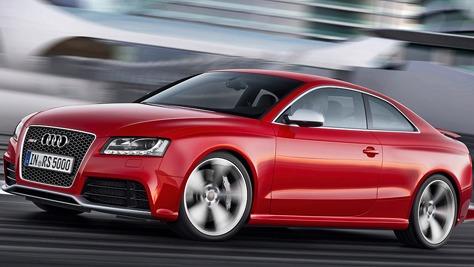 Audi RS 5 I (8T)