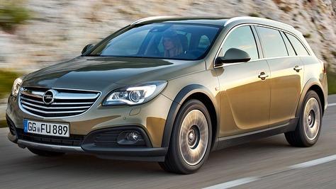 Opel Insignia Country Tourer Opel Insignia Country Tourer