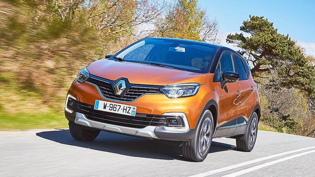 Renault Captur Renault Captur