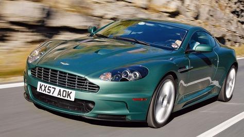 Aston Martin DBS Aston Martin DBS
