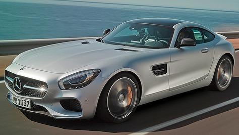 Mercedes-AMG GT Mercedes-AMG GT