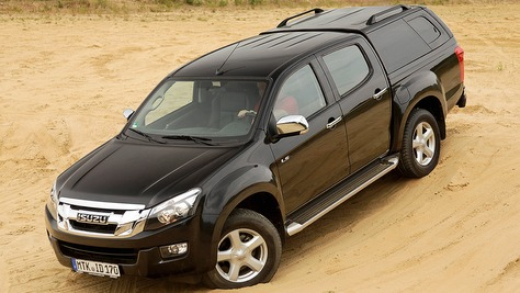 isuzu d max. Black Bedroom Furniture Sets. Home Design Ideas