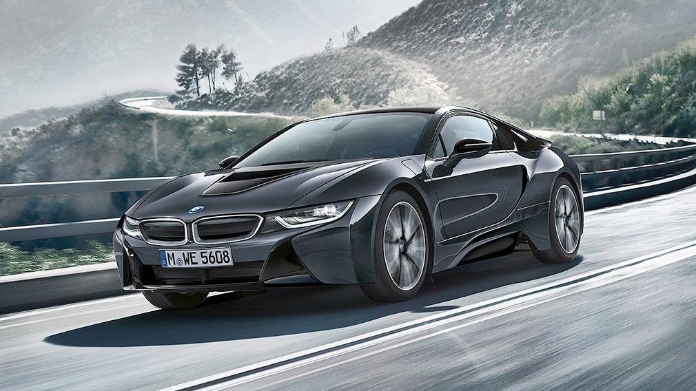 BMW i8 BMW i8 © Werk