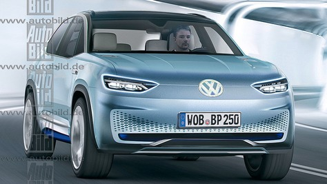 VW CUVe VW CUVe