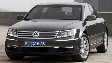 VW Phaeton VW Phaeton
