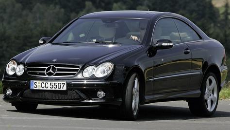 Mercedes Clk Klasse C 209 A 209 Autobild De