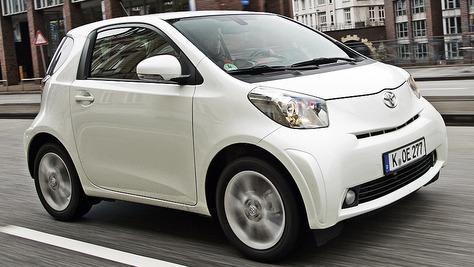 Toyota iQ Toyota iQ