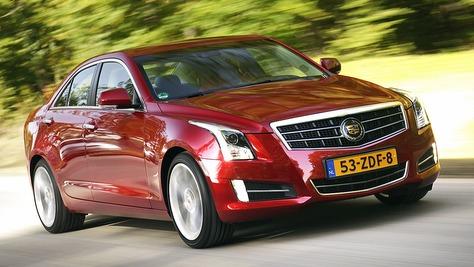 Cadillac ATS Cadillac ATS