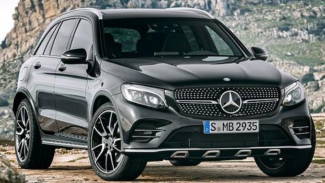Mercedes-AMG GLC Mercedes-AMG GLC