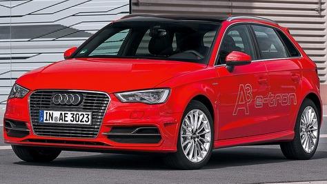 Audi A3 Sportback e-tron Audi A3 Sportback e-tron