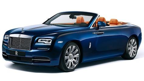 Rolls-Royce Dawn Rolls-Royce Dawn