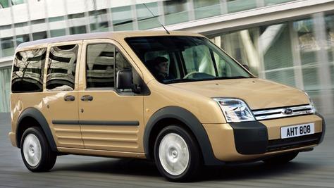 Ford Tourneo Ford Tourneo