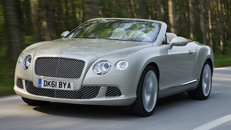 Bentley GTC Bentley GTC