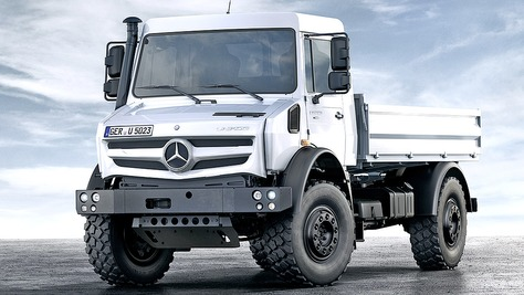 Mercedes Unimog Mercedes Unimog
