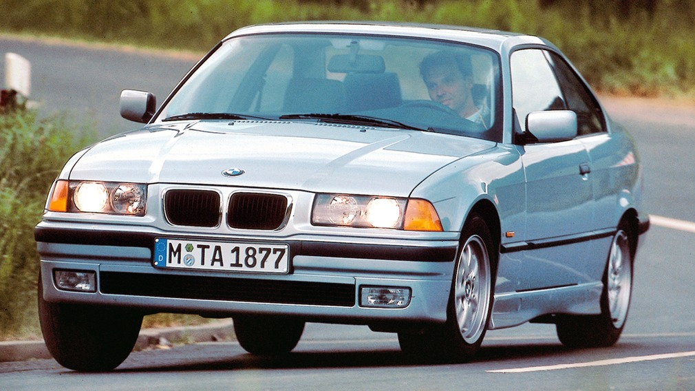 BMW 3er E36 © Angelika Emmerling