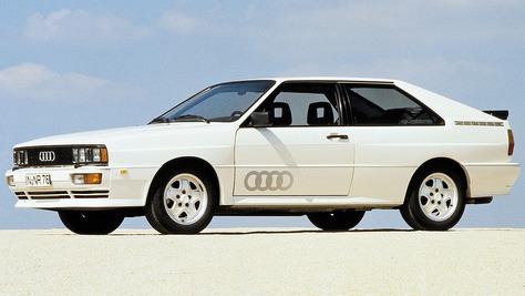 Audi quattro Audi quattro