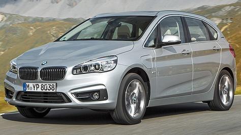 BMW 2er Active Tourer BMW 2er Active Tourer