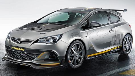 Opel Astra OPC Extreme Opel Astra OPC Extreme
