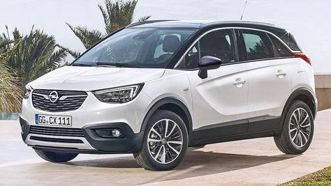Opel Crossland X Opel Crossland X