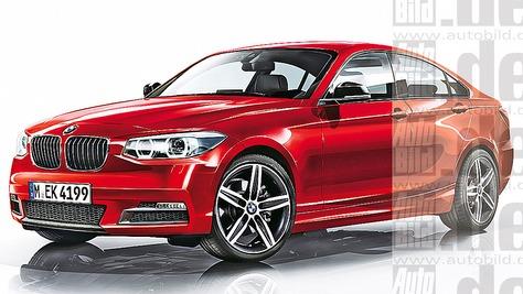 BMW 2er Gran Coupé  BMW 2er Gran Coupé