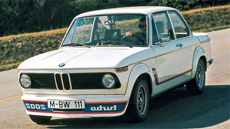 BMW 02 BMW 02