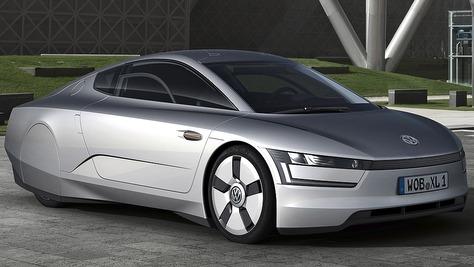 VW XL1 VW XL1