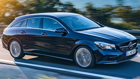 Mercedes CLA Shooting Brake Mercedes CLA Shooting Brake