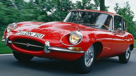 Jaguar E-Type Jaguar E-Type