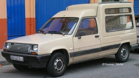 Renault Rapid Renault Rapid