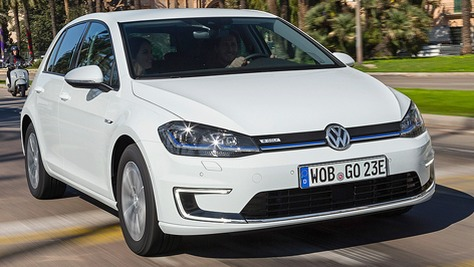 VW e-Golf VW e-Golf
