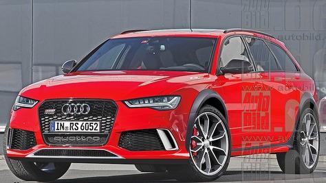 Audi RS 6 Allroad Audi RS 6 Allroad