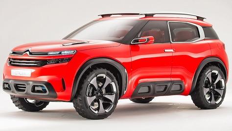 Citroën Aircross Citroën Aircross