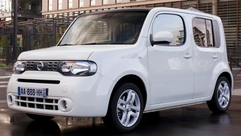 nissan cube z12. Black Bedroom Furniture Sets. Home Design Ideas