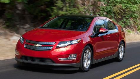 Chevrolet Volt Chevrolet Volt