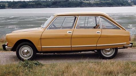 Citroën Ami 8 Citroën Ami 8