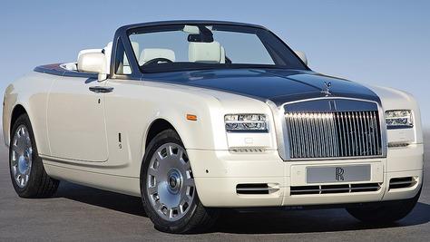 Rolls-Royce Drophead Coupé Rolls-Royce Drophead Coupé