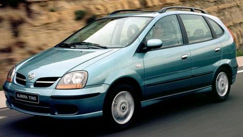 Nissan Almera Tino Nissan Almera Tino