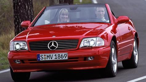 Mercedes SL-Klasse R 129